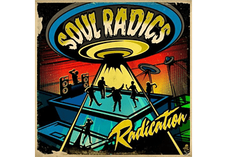 "Soul Radics - Radication (10""+CD) - (LP + Bonus-CD)"
