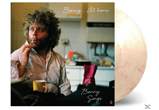 Benny Sings - Benny..At Home =Expanded= (LTD Whit - (LP + Download)