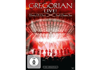 Gregorian - LIVE! Masters Of Chant-Final Chapter Tour - (DVD + CD)