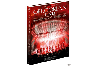 Gregorian - LIVE! Masters Of Chant-Final Chapter Tour (Ltd.) - (DVD + CD)