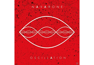 Navarone - Oscillation - (LP + Bonus-CD)