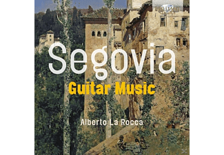 Alberto La Rocca - Guitar Music [CD]