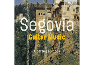 Alberto La Rocca - Guitar Music - (CD)