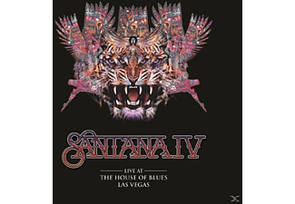 Santana Iv - Live At The House Of Blues,Las Vegas - (LP + DVD Video)