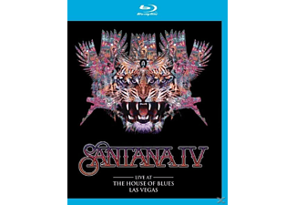 Santana Iv - Live At The House Of Blues,Las Vegas - (Blu-ray)