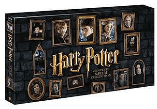Harry Potter - Complete Collection | Blu-ray
