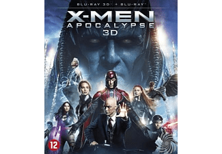 X-men - Apocalypse (3D) | Blu-ray