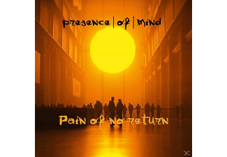 Presence Of Mind - Pain of No Return (Limited Edition) - (CD)