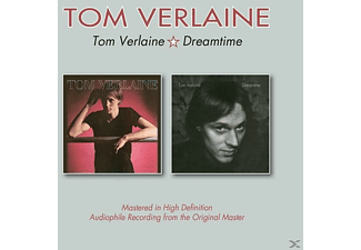 Tom Verlaine - Tom Verlaine/Dreamtime [CD]