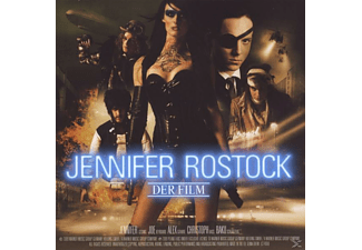 Jennifer Rostock - Der Film - (CD)