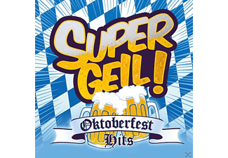 Diverse Pop - Supergeil!-Oktoberfest Hits [CD]
