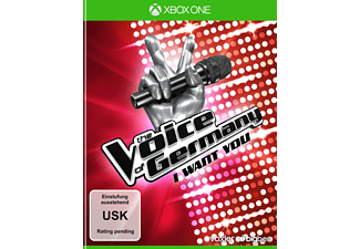 The Voice of Germany - I want you (inkl. 2 Mikros) - Xbox One