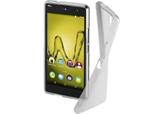 HAMA Crystal  WIKO Robby Thermoplastisches Polyurethan Transparent