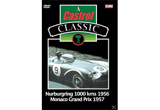 A CASTROL CLASSIC - NÜRBURGRING 1956/MONACO 1957 - (DVD)