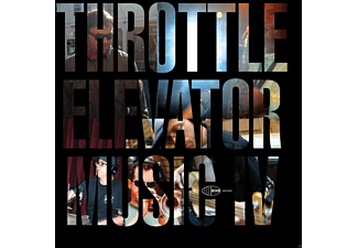 Throttle Elevator Music - Throttle Elevator Music IV - (CD)