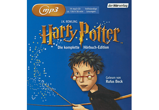 Harry Potter - Die komplette Hörbuch-Edition - (MP3-CD)