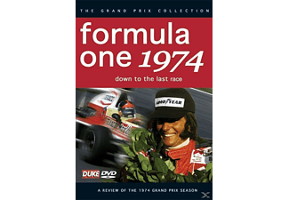 FORMULA ONE 1974 DOWN TO THE LAST RACE [DVD]