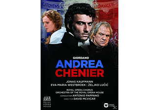 VARIOUS, Royal Opera Chorus, Orchestra Of The Royal Opera House - Andrea Chenier - (Blu-ray)