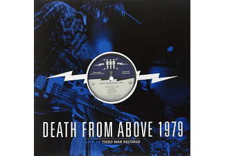 Death From Above 1979 - Live At Third Man Records - (Vinyl)