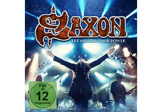 Saxon - Let Me Feel Your Power [Blu-ray + CD]