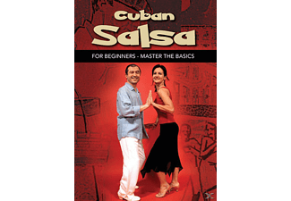 CUBAN SALSA FOR BEGINNERS [DVD]
