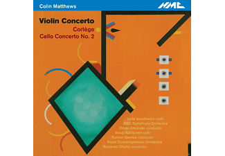 VARIOUS - Violin Concerto/Cello Concerto 2 - (CD)