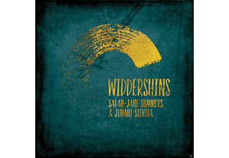 Sarah-Jane Summers, Juhani Silvola - Widdershins - (CD)