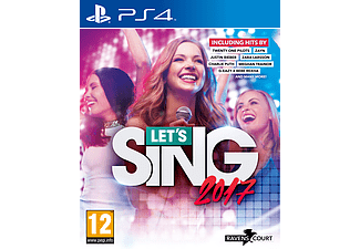 Lets Sing 2017 UK | PlayStation 4