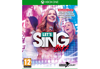 Lets Sing 2017 UK | Xbox One