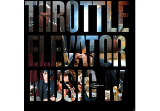 Kamasi Washington, Throttle Elevator Music - Throttle Elevator Music IV (160Gr.Vinyl) - (Vinyl)