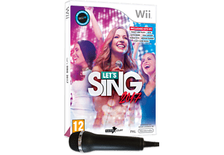 Lets Sing 2017 UK + 1 Microphone | Wii