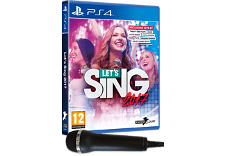 Lets Sing 2017 UK + 1 Microphone | PlayStation 4