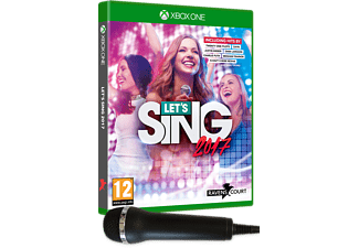 Lets Sing 2017 UK + 1 Microphone | Xbox One