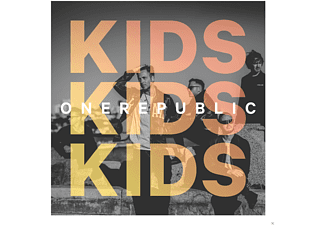 OneRepublic - Kids (2-Track) - (5 Zoll Single CD (2-Track))