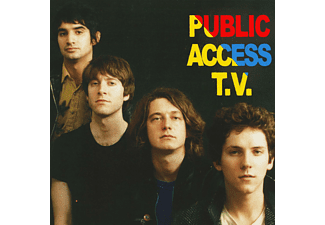 Public Access T.V. - Never Enough - (CD)