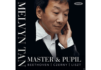 Melvyn Tan - Master and Pupil - (CD)