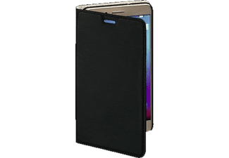 Slim Bookcover Huawei Honor 5X Thermoplastisches Polyurethan Schwarz