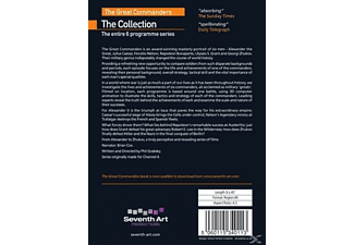The Great Commanders - The Collection - (DVD)