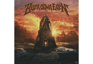Burn Down Eden - Ruins of Oblivion - (CD)