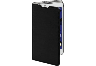 HAMA Slim, Bookcover, K8 (LTE), High-Tech-PU, Schwarz