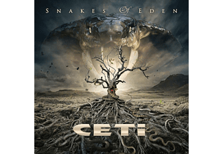 Ceti - Snakes Of Eden - (CD)