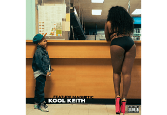 Kool Keith - Feature Magnetic - (Vinyl)