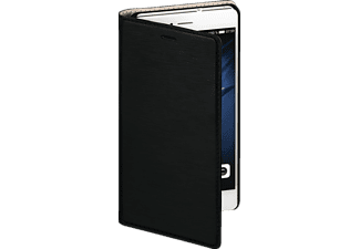 Slim Bookcover Huawei P9 Lite High-Tech-PU Schwarz