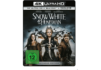 Snow White & The Huntsman - (4K Ultra HD Blu-ray + Blu-ray)