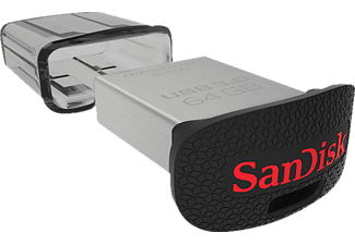 SANDISK Ultra Fit™, USB-Stick, 64 GB