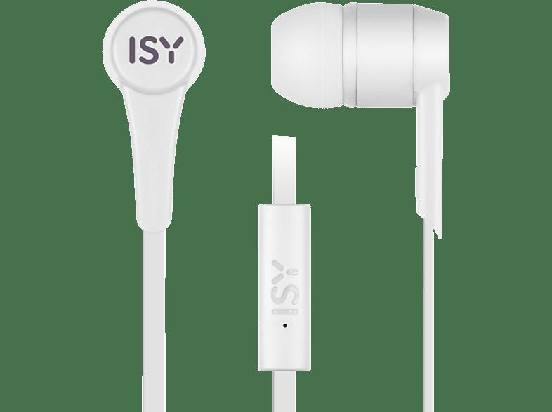 ISY IIE-1101 White τηλεόραση   ψυχαγωγία ακουστικά ακουστικά in ear τηλεφωνία   πλοήγηση   offline