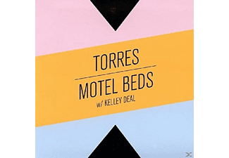 Torres, Motel Beds - The Harshest Light B/W Tropics Of The Sand - (Vinyl)