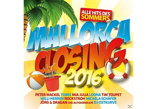 VARIOUS - Mallorca Closing 2016 - Alle Hits Des Sommers [CD]