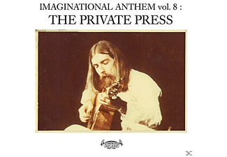 VARIOUS - Imaginational Anthem Vol.8 : The P - (Vinyl)