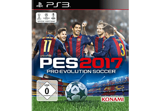 PES 2017 – Pro Evolution Soccer 2017 [PlayStation 3]